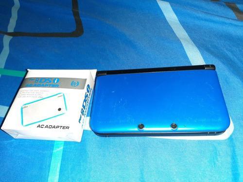 Nintendo 3ds xl 20 juegos, vendo o permuto por notebook