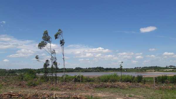 Terreno p/quinta - lago de salto grande