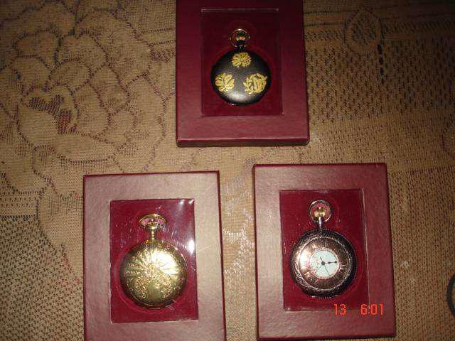 Vendo relojes antiguos