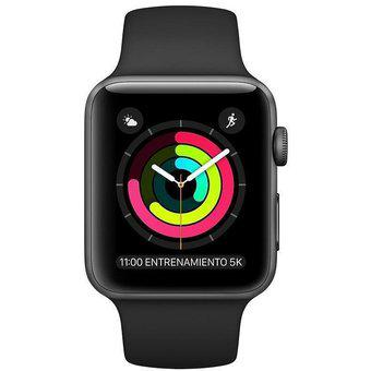 Apple Watch Series 3 Gps 42mm Original Sellado - Silver -