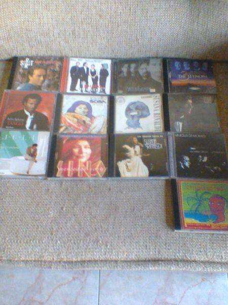 Cd originales!-lote x 13 cd liquido!!! excelentes!!!