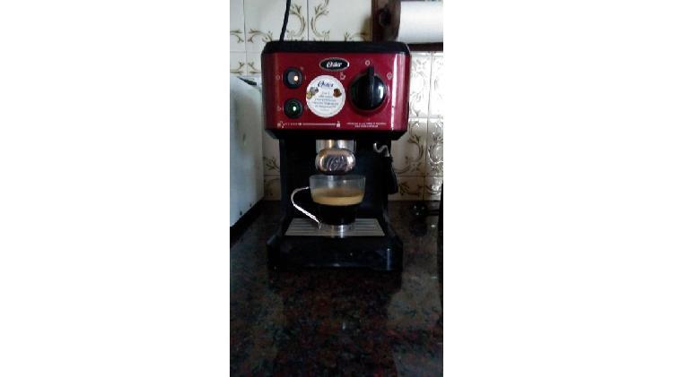 Cafetera espresso oster