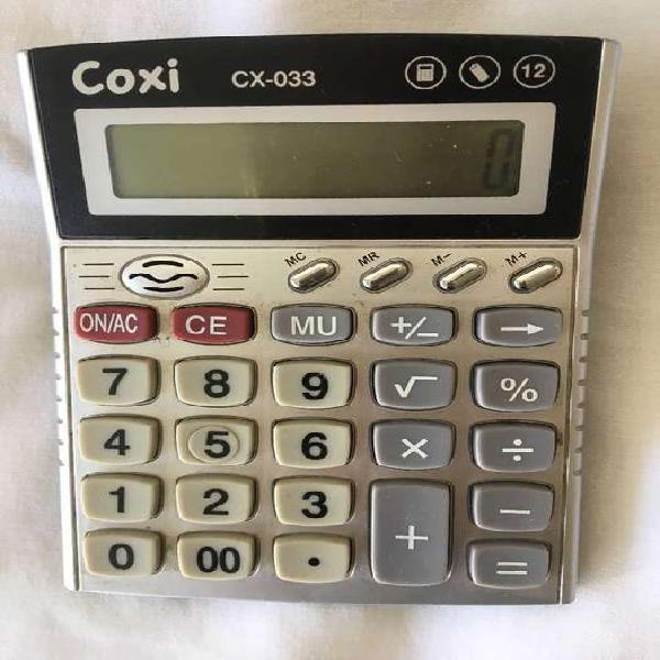 Calculadora Electronica Coxi CX 033 12 digitos