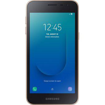 """Celular Samsung J2 5"""" 8 Gb Liberado - Dorado"""