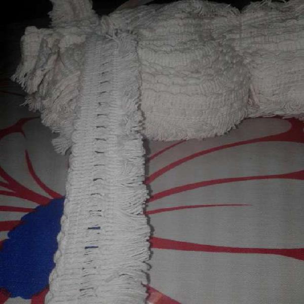 Flecos de algodón, excelente calidad
