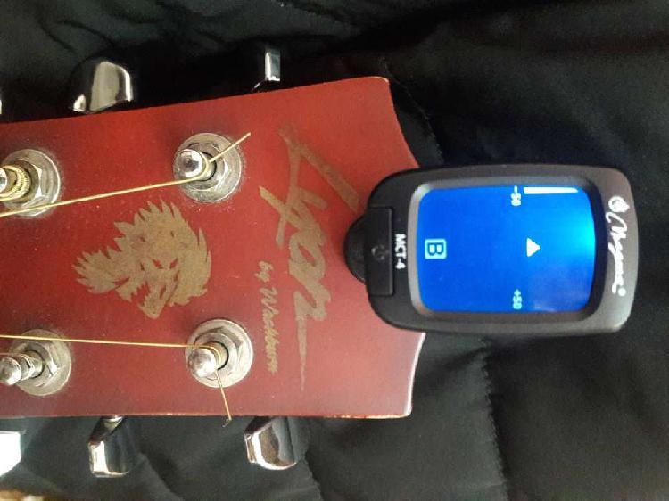 Guitarra electroacustica washburn lyon