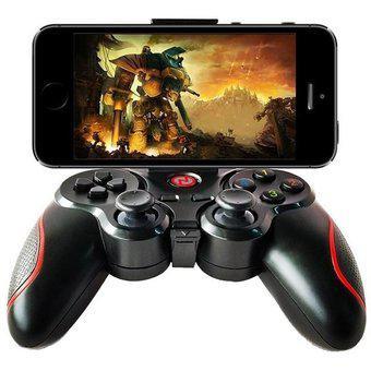 Joystick Para Celular + PC NOGA Negro