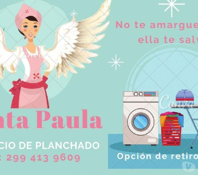 Planchadode ropa