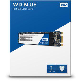 Ssd m.2 1tb western digital blue