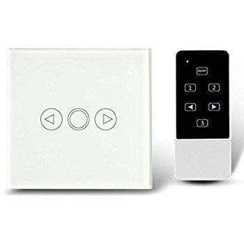 Tecla dimmer pared rf broadlink 220v touch panel domotica