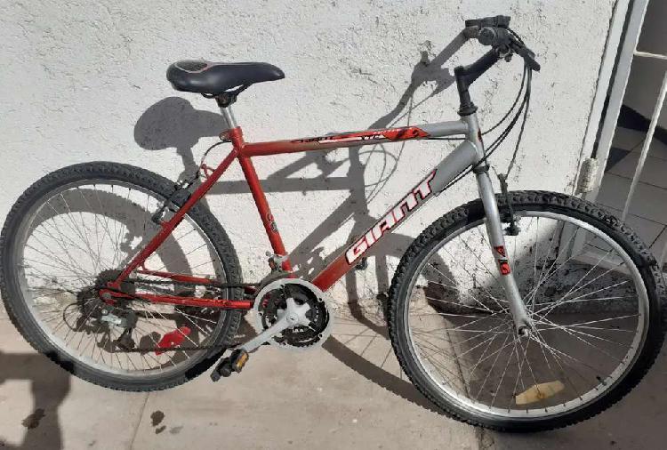 Vendo bici rod26