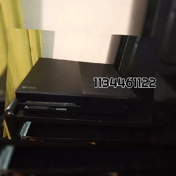 Vendo xbox one 500gb