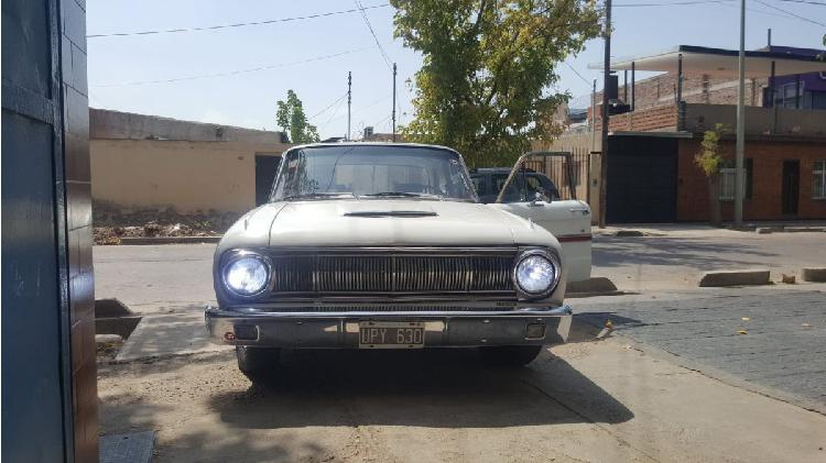 vendo ford falcon modelo 67 hermoso