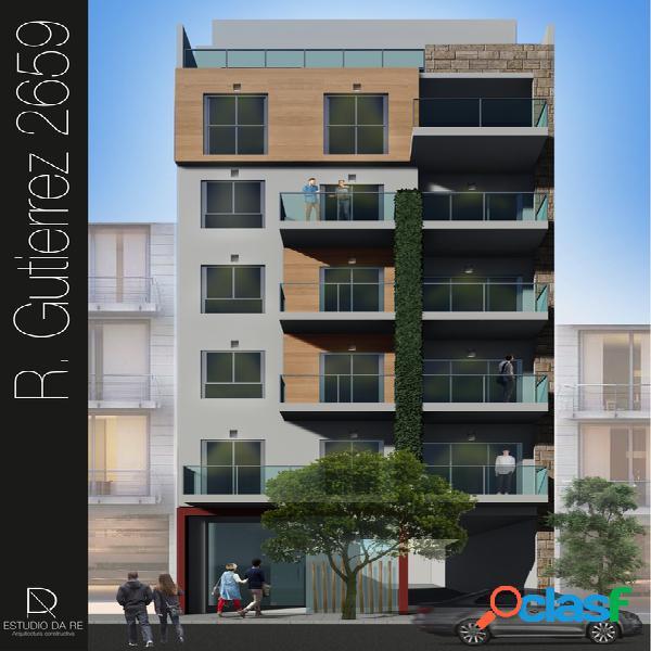 Nuevo valor !!!!!! - - departamento 2 ambientes con balcon terraza emprendimiento varias unidades