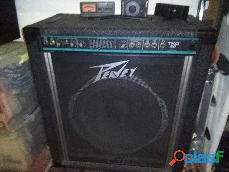 Bajo Ibanez Tr Series Otro Faim Jazz Bass Y Amplificador tx80 comboo 5
