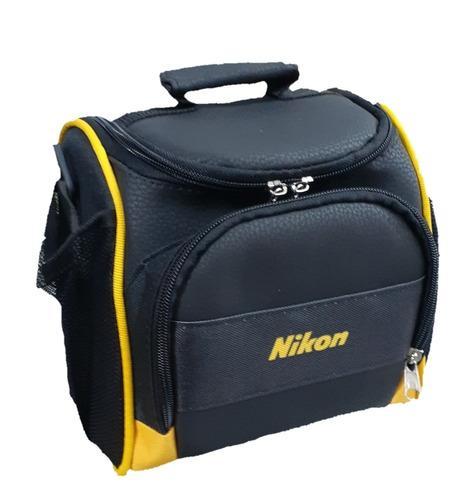 Bolso is digital p/ nikon d3200, d3100, d5100 y accesorios