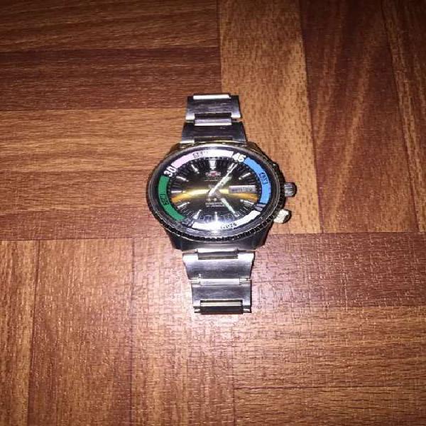 Reloj orient automático década de 70