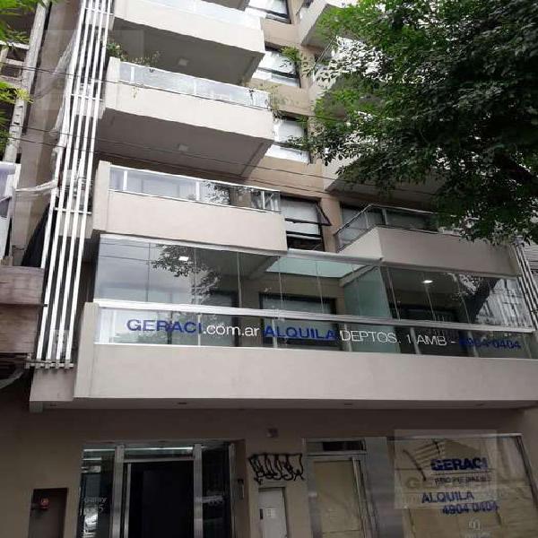 Semipiso de 1 ambiente divisible con balcón - san telmo