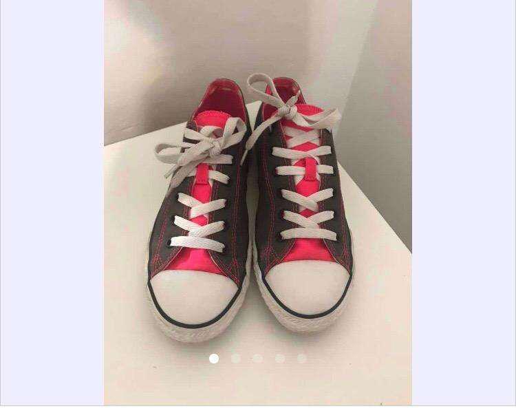 Zapatillas converse importadas de usa