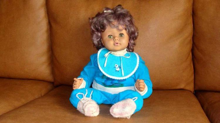 Antigua muñeca década de 1960