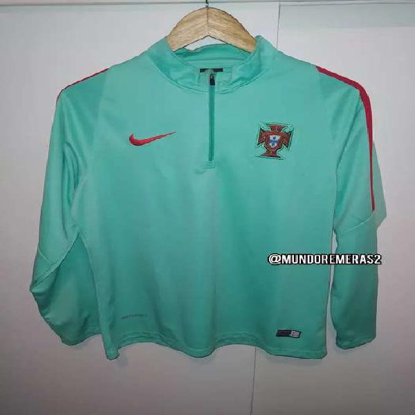 Buzo selección portugal verde 2019