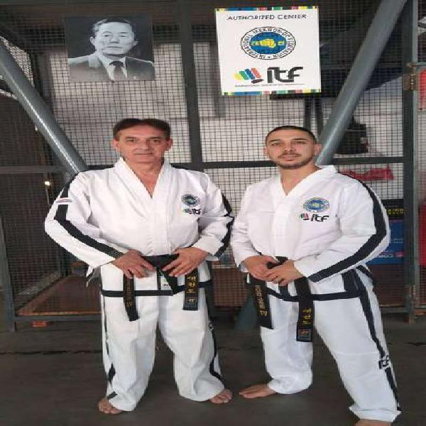 Clases virtuales on line taekwondo itfvilla urquiza adultos