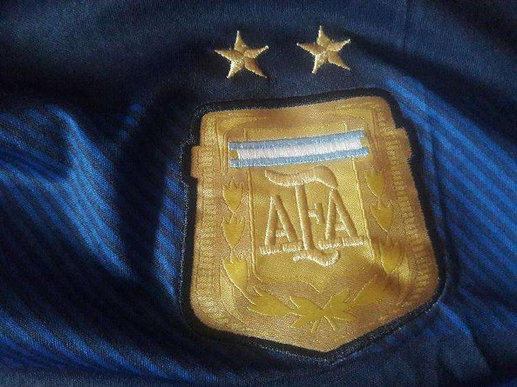 Camiseta [suplente] oficial selección argentina [climacool]