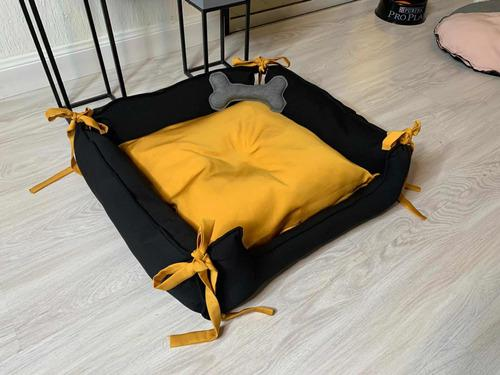 Cucha / moises de perro / mascota tela lavable de diseño