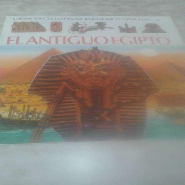 Enciclopedia el antiguo egipto
