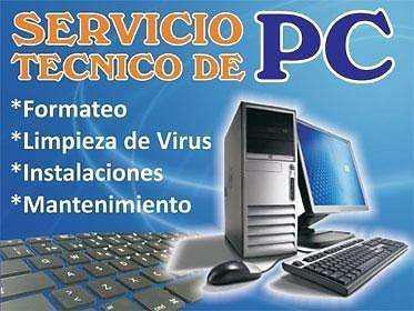 Fs informatica servicio tecnico