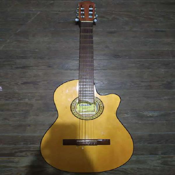 """Guitarra criolla clasica """"gracia"""" modelo m6 (con funda)"""