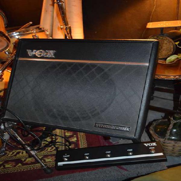 Amplificador de guitarra vox vt-80