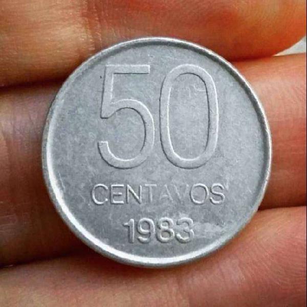 Argentina 50 centavos 1983