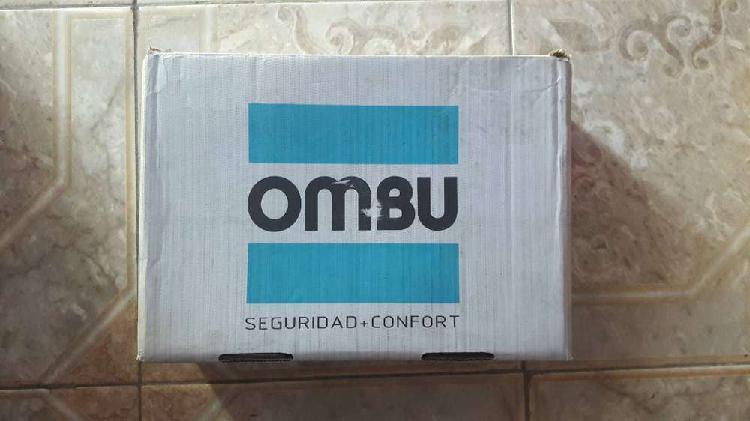 Calzado seguridad ombu