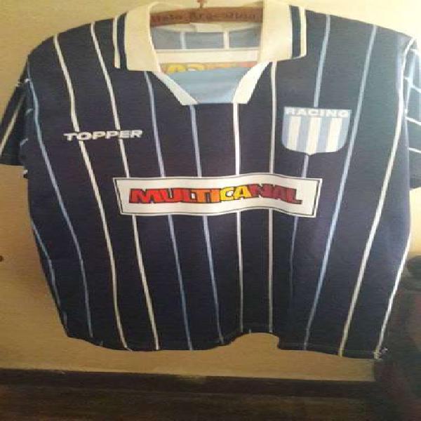 Camiseta racing club topper alternativa