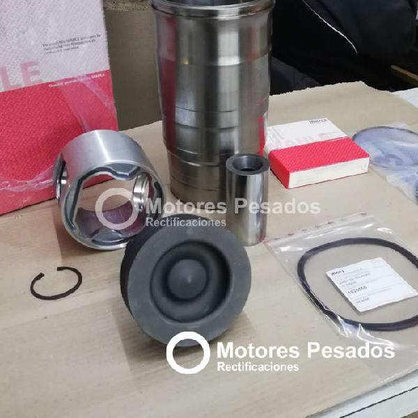 Conjunto para motor scania 124 - dsc12 - con pistón