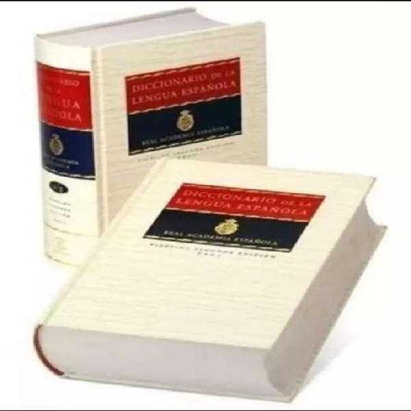 Diccionario de la lengua española edición 22 espasa año