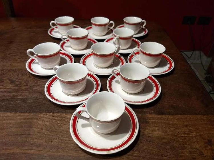 Juego de de café 22 unidades
