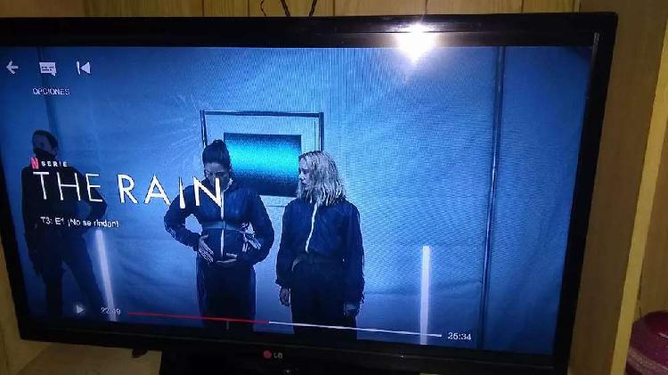 """Led tv lg 32"""" c/control"""