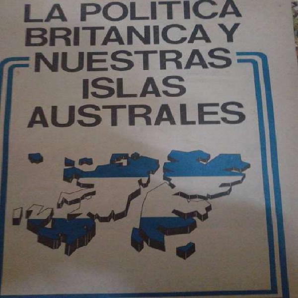 La política británica y nuestras islas australes destefani