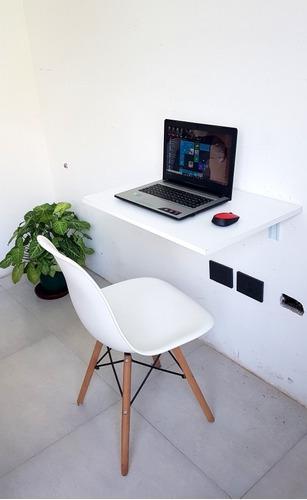 Mesa escritorio rebatible economico 60cm x 40cm