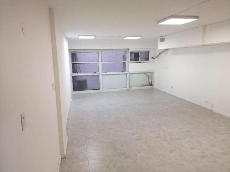 Oficina 4 ambientes en san nicolas / ubicación /