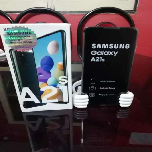 Samsung a21s 64gb nuevo