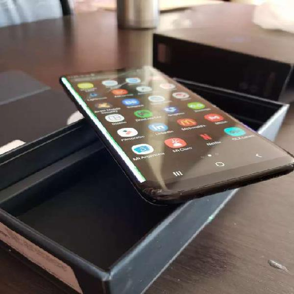 Samsung s8 negro.