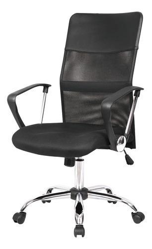 Sillon pc oficina gerencial escritorio ejecutivo mesh cuotas
