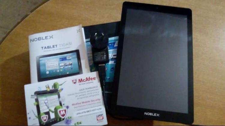 Tablet noblex 10 pulgadas