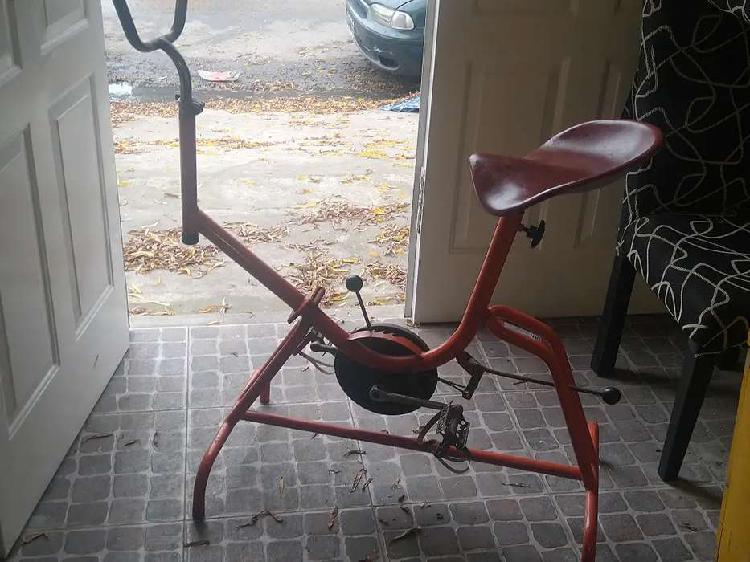 Vendo bicicleta de ejercicio
