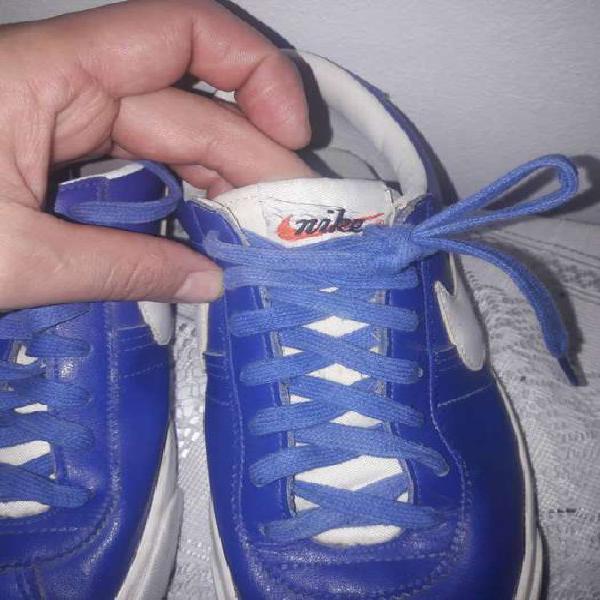 Zapatillas nike originales de cuero edicion elimitada