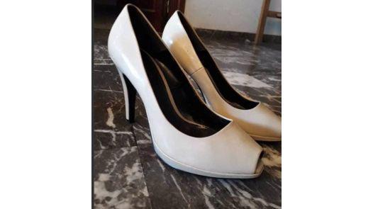 Zapatos mujer stilettos marca zara talle 40