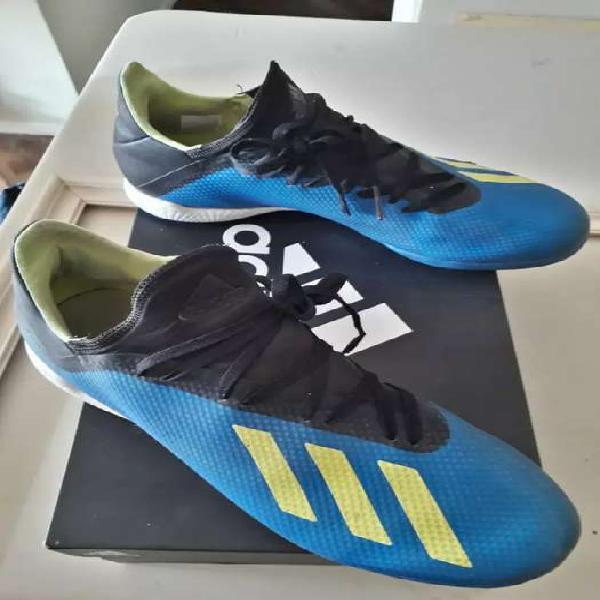 Botines adidas x tango 18.3 tf fútbol 5 talle 44